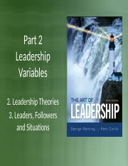 PMGT 702 Chapter 3 Leadership Qualities Final.pptx
