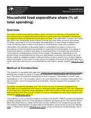 Household food expenditure share (% of total spending) - 2018.pdf