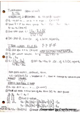 T-Test Notes