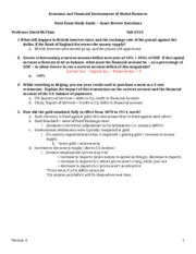 *BUS313-FINAL Review Questions