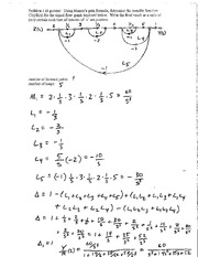 Exam 1 Spring 2005 Solutions