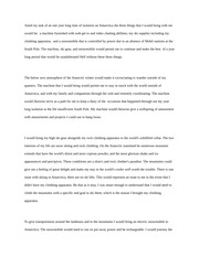 solitary confinement essay