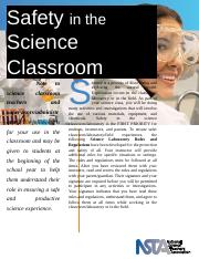 safety in the science classroom.docx