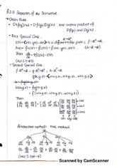 TA Notes Ch 2.5-2.6