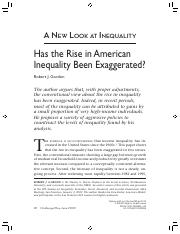 Has the Rise in American Inequality Been Exaggerated.pdf
