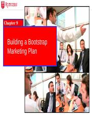 Lec04 scarborough_bootstrap marketing plan fall 2017.ppt