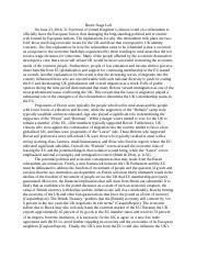 asymmetric bicameralism
