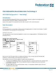 ITECH3224 6224 Assignment 1 1517.pdf