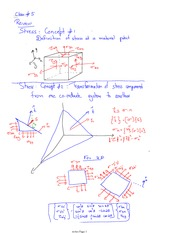 Class 5 Notes problems and solutions