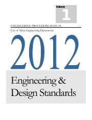 EngineeringDesignStandards 2012Mesa.pdf