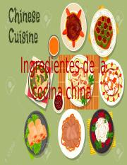 Ingredientes de la cocina china.pptx