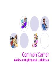 7 Common Carrier (Airline + Rental Cars).ppt