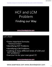 Solving-LCM-HCF-Youtube-Lecture-Handouts