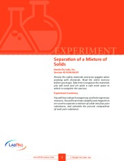42-0196-00-02-EXP_Separation_of_a_Mixture_of_Solids