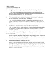 Solution - Chapter 1 and 2.docx