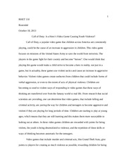 Essay On The Yellow Wallpaper  Pages Is A Heros Video Game Causing Youth Violence Essay High School Essay Sample also Thesis Statement In Essay Reflection In Light Of Learning Outcomes Essay   Rhet  Rozendal  Best Business School Essays