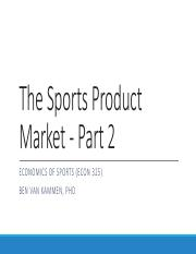 02 - The Sports Product Market - 2.pdf