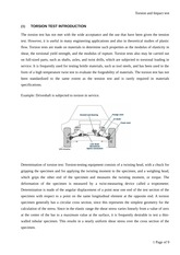 Chapter 3 - Theory of Mechanical Testing