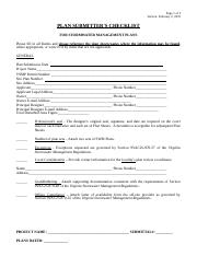 Operations and Maintenance Plan Template (1) doc