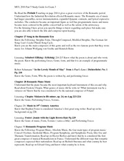 MUL 2010 Part 5 Study Guide for Exam 3