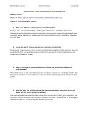 chpts 5 7 research ethics worksheet answers.docx