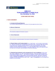 DMBA610 2014Team Agreement and WorkPlan Template-2