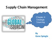 Supply chain management 4