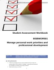 Manage Personal Work Priorities.odt