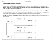 tree diagram of unemployment palm tree diagram binomial problems advanced - aleks chad r mccarl inomial ...
