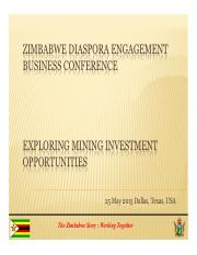 exploring mining investment opportunities in zimbabwe (1)