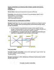 ECON 1 notes Oct. 12-17