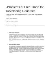 developing economies.docx