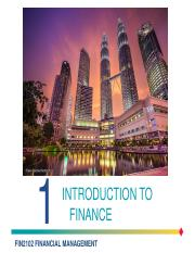 Lecture 1 Introduction to Finance.pdf