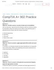 CompTIA A+ 902 Practice Questions _ Sample Questions _ Training _ CompTIA.pdf