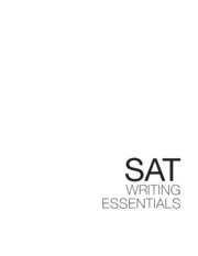 SAT Writing Essentials