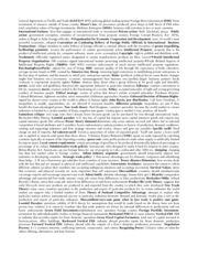Cheat Sheet for Exam 1 IBUS