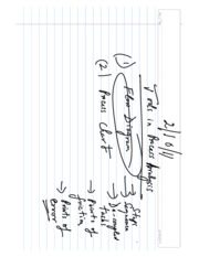Class Notes 3121 Feb 10th 2011