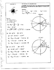 792_Mechanics Homework Mechanics of Materials Solution