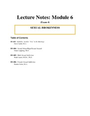 Lecture_Notes_Module_6_Sexual_Brokenness