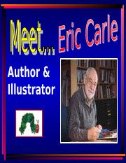 eric_carle.ppt