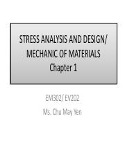 1-2-Stress Analysis and Design(2)