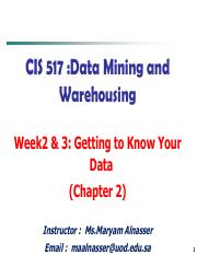 Getting to Know Your Data_Chapter2(1)