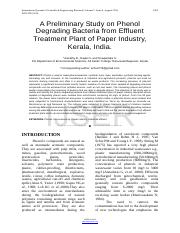 A-Preliminary-Study-on-Phenol-Degrading-Bacteria-from-Effluent-Treatment-Plant-of-Paper-Industry-Ker