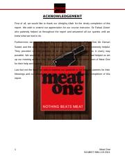 Meat one printing.docx