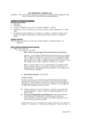 Unit One Review Notes -Summer 2010