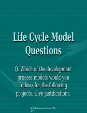 Lect 6 Life cycle model questions.pps