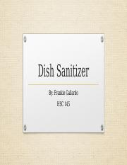 Dish Sanitizer.pptx