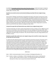Week 3 Discussion 2 Geothermal energy.docx