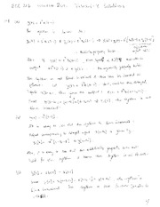 ECE 216 Winter 2011 Tutorial 3 Solutions