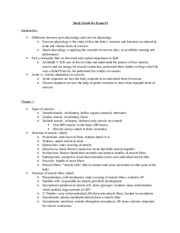 Study Guide for Exam 1 Filled out